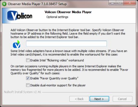 Volicon 7 2 RPM User Guide   SnapStream